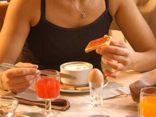 <b>Ricca colazione</b>