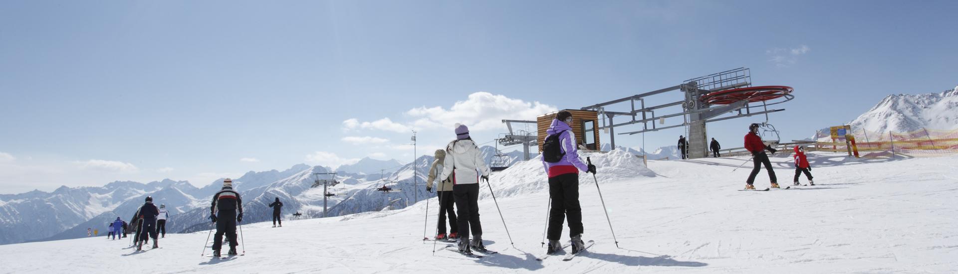 ski area pejo