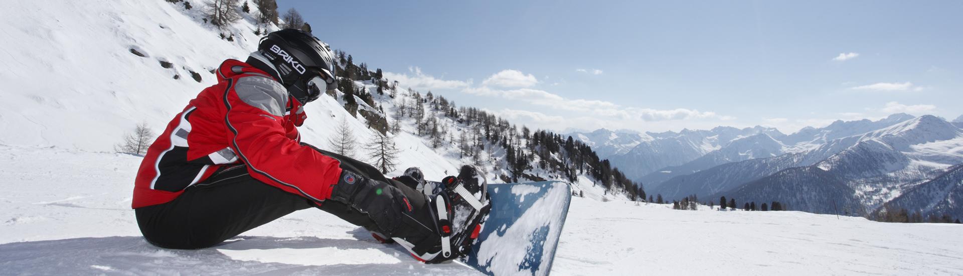 val di pejo snowboard