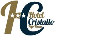 hotel cristallo val di sole trentino logo